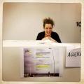 Valentina Levi, la migliore receptionist del mondo!