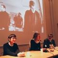 """Con le fotografe Nausicaa Giulia Bianchi e Linda Dorigo sul tema """"Fotografia e spiritualità"""" al festival della Fotografia Etica di Lodi 2016"""