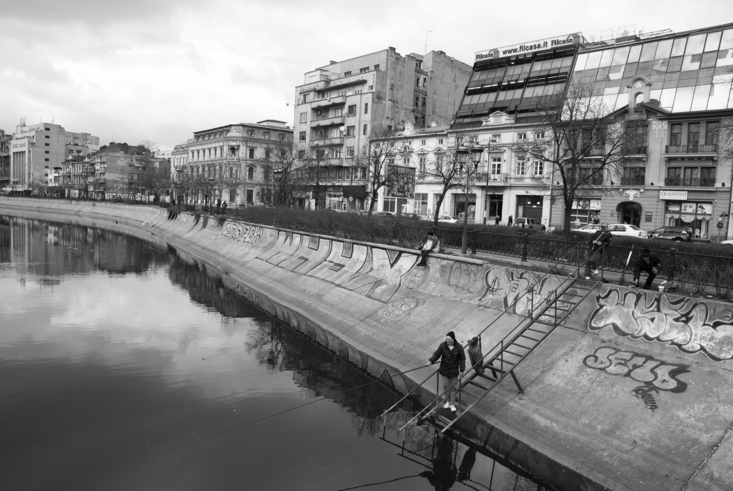 Decadenza e poesia // Bucarest
