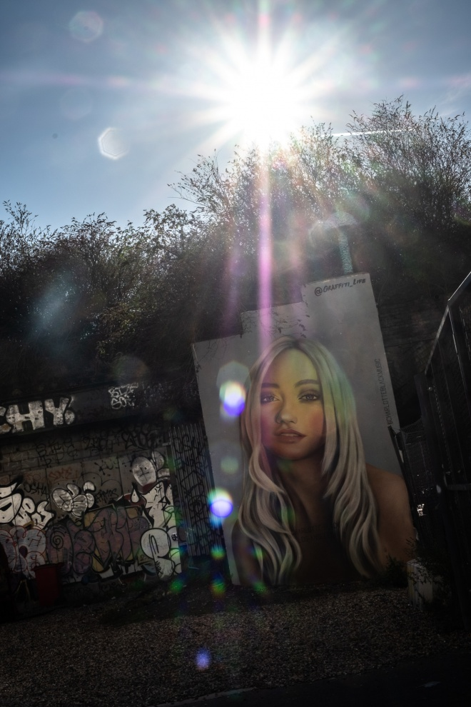 Street Art a cielo aperto // Shoreditch, East London