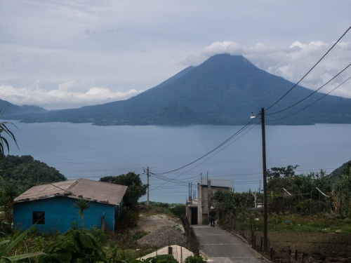 ATITLÁN, GUATEMALA - AUGUST 2018