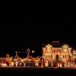 CHRISTMAS IN LONG ISLAND