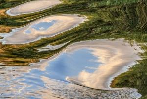 Riflessi sul fiume Temo