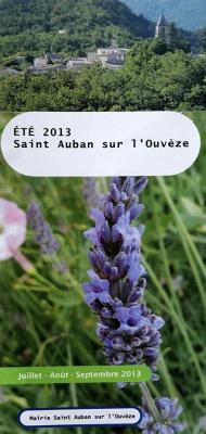 """""""Lavandes en fete""""  Saint Auban sur l'Ouvèze-  20 luglio 2013"""
