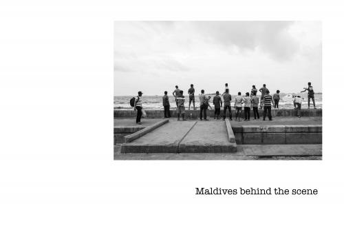 Behind the ordinary life // Maldives