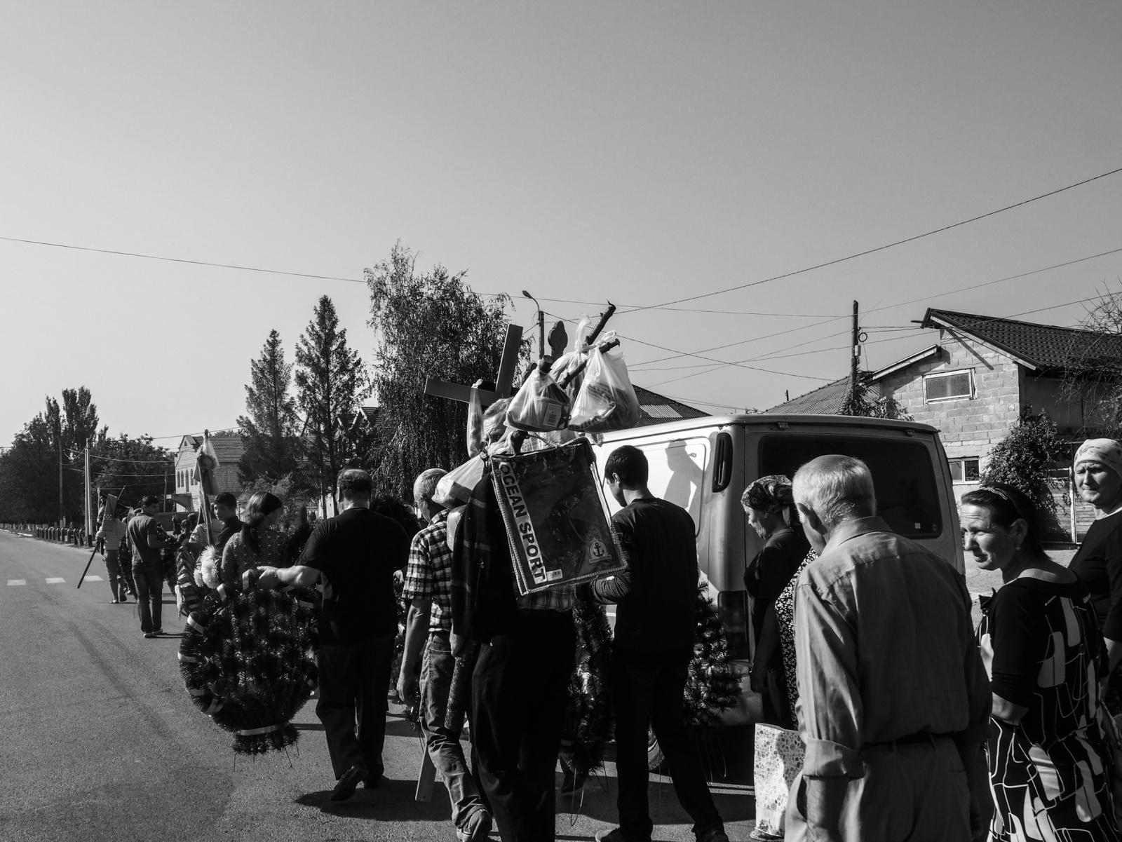 A SAD DAY IN MOLDOVA - SEPTEMBER  2014
