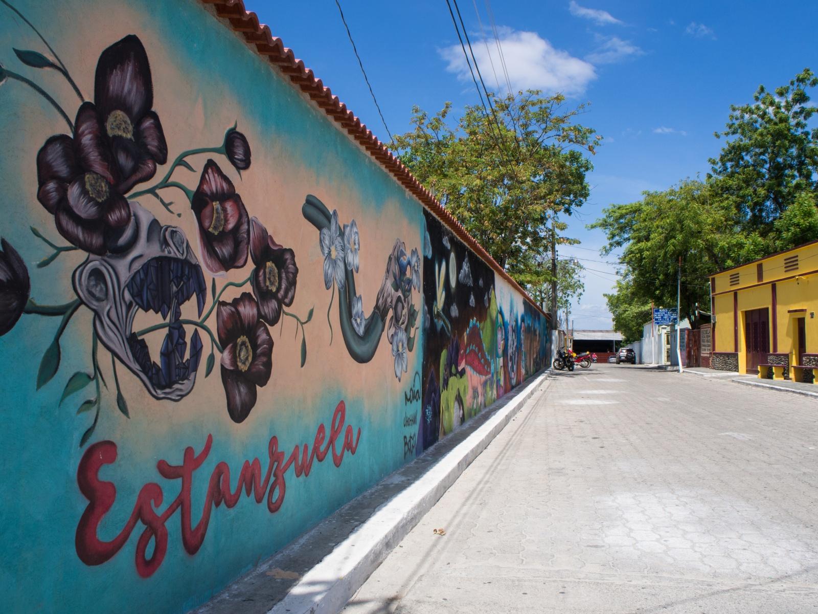 ESTANZUELA, GUATEMALA - AUGUST 2018