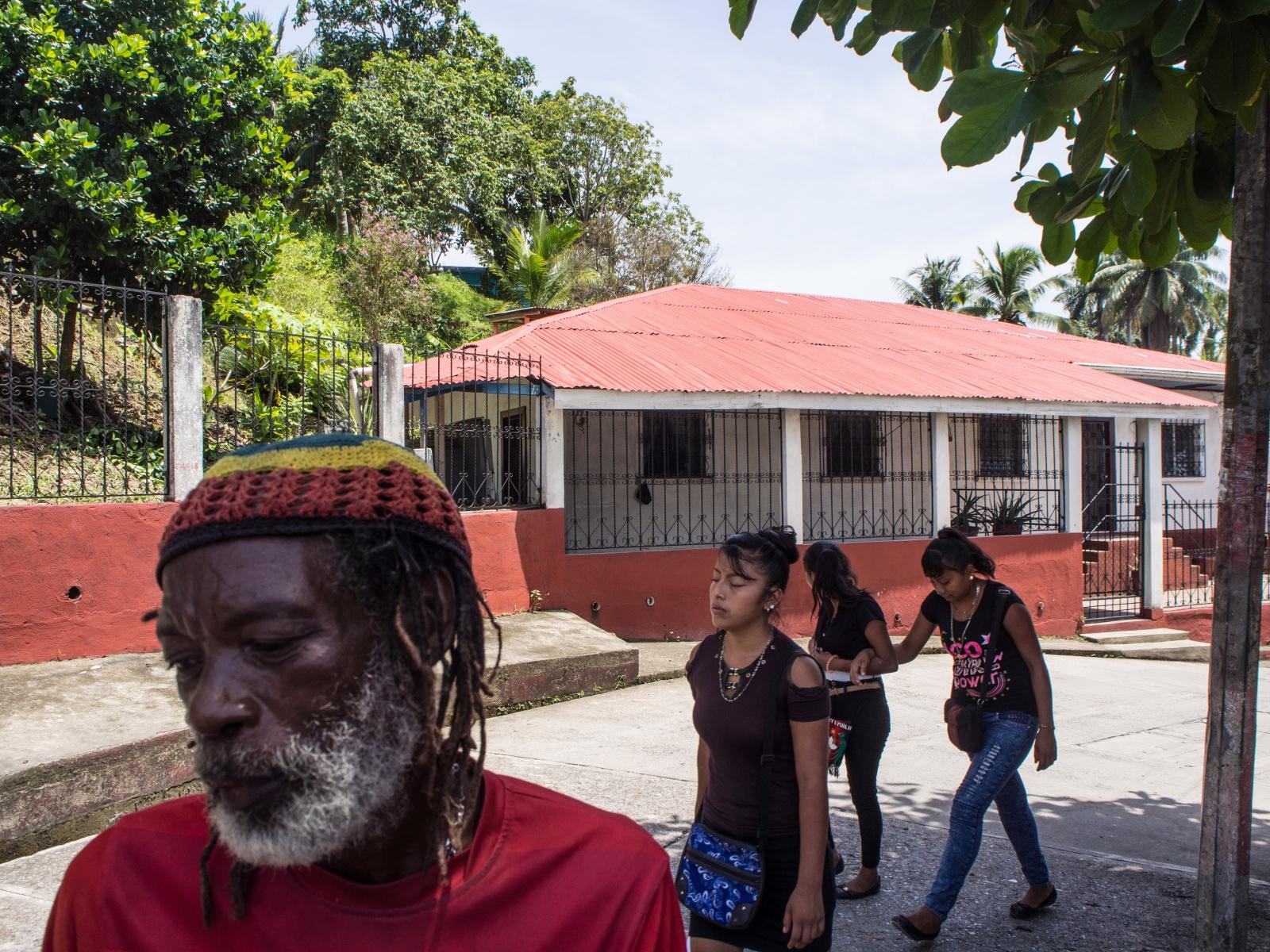 LIVINGSTON, GUATEMALA - AUGUST 2018