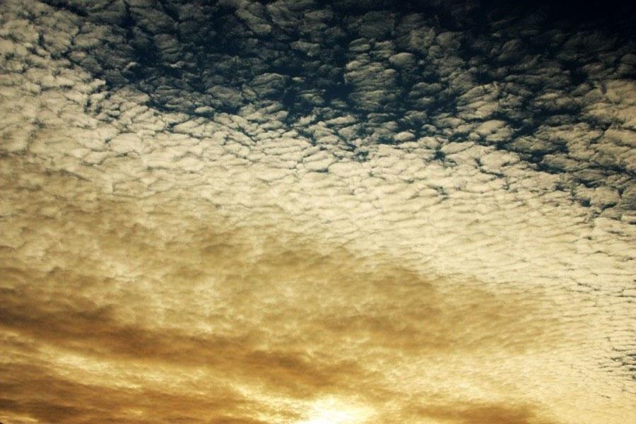 Nel cielo di Viareggio