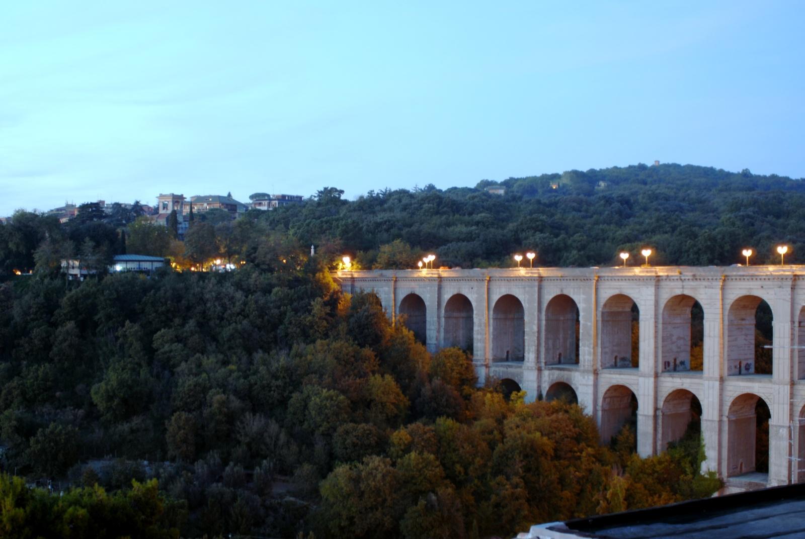 The city of Ariccia