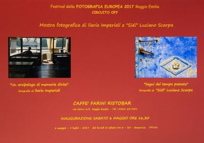"Fotografia Europea 2017 Reggio Emilia ""Bar Farini"""