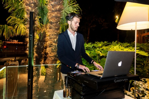 Cocktail Party // Thank God It's Derby @ Hotel De La Ville Monza