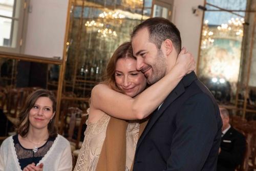 Francesca + Alessandro // Intime emozioni... tutte milanesi!
