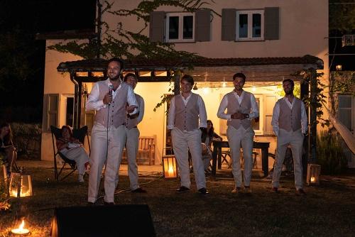 Olli  + Vitti // Gioia ed eleganza all'aria aperta - Lerici