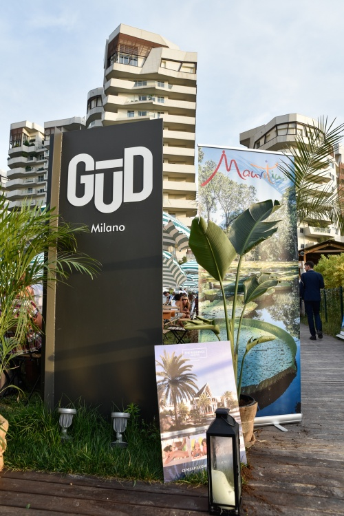 Welcome to Mauritius // Moving@ GUD City Life Milano