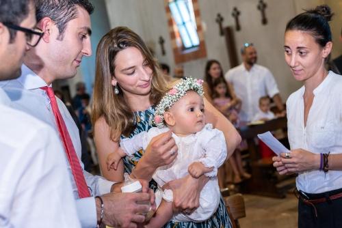 Atena // Battesimo
