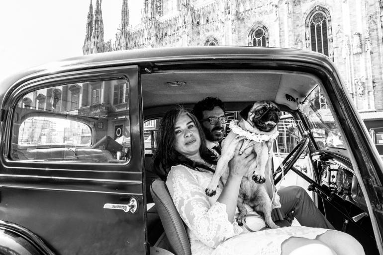 Fabio + Oana // Amore semplice e genuino a Palazzo Reale
