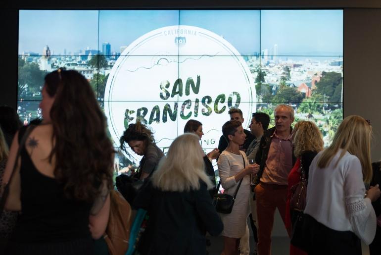 Visit California event // Moving @Boutek Milano