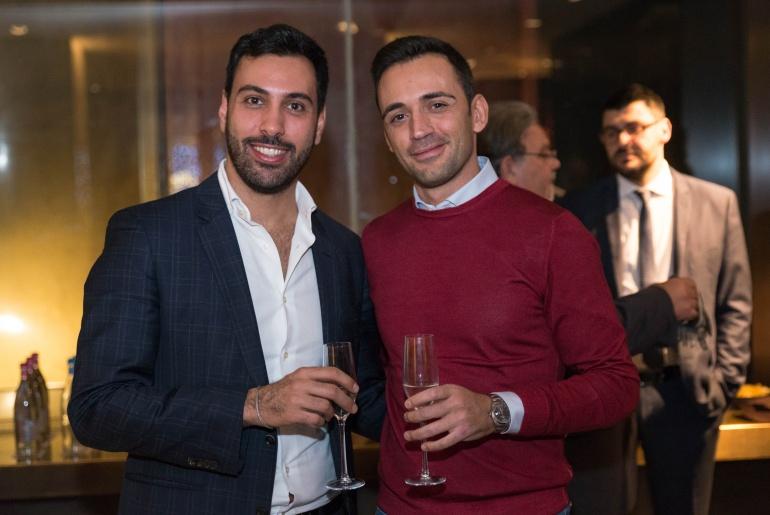 Webidoo // Christmas Party @Straf Hotel Milano