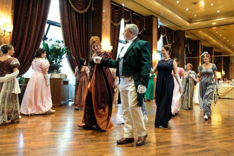 Janeites // Reunion @Hotel De La Ville Monza