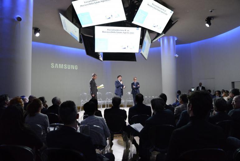 Digital Healthcare Convention // The Hub @Samsung Milano