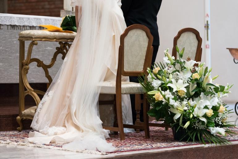 Andrea + Erika // Matrimonio giovane e frizzante